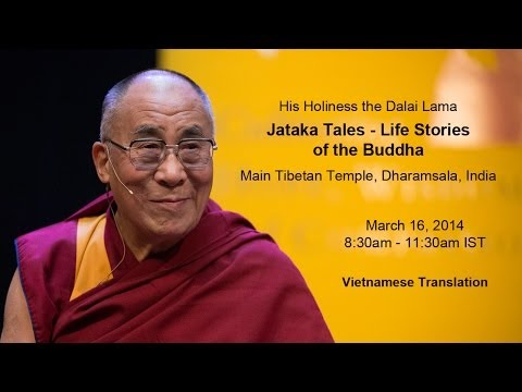 Jataka Tales - Life Stories of the Buddha - Vietnamese Translation