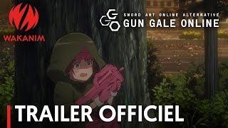 Sword Art Online Alternative - Gun Gale Online streaming 2