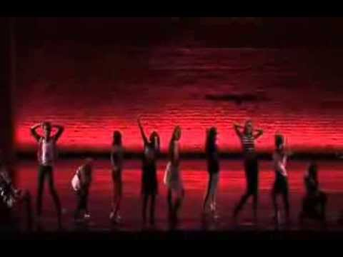 NYC Jazz & Contemporary Intensive 2013 - Can You Hear Me Now? Choreography by Joanna Numata