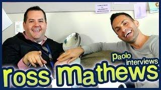 """""""Hello Ross!"""" host Ross Mathews"""