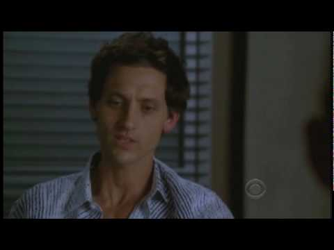 Tanc Sade in The Mentalist  Red All Over