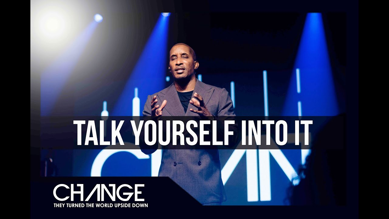 Download Talk Yourself Into It   I Said So   Dr. Dharius Daniels