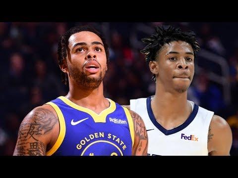 Golden State Warriors Vs Memphis Grizzlies Full Game Highlights | December 9, 2019-20 NBA Season