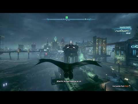 Batman: Arkham Knight | Two-Faced Bandit Part 10