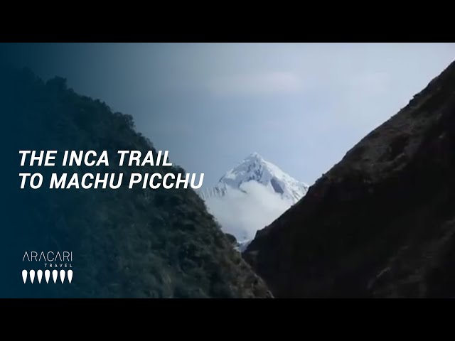 The Inca Trail to Machu Picchu with Aracari - CNN iReport Aventurero 2011