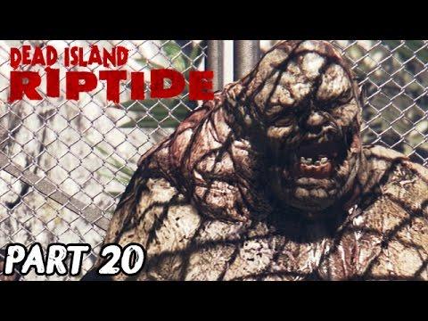 Let's Play Dead Island Riptide Deutsch #20 - Boss Fight Blob Zombie