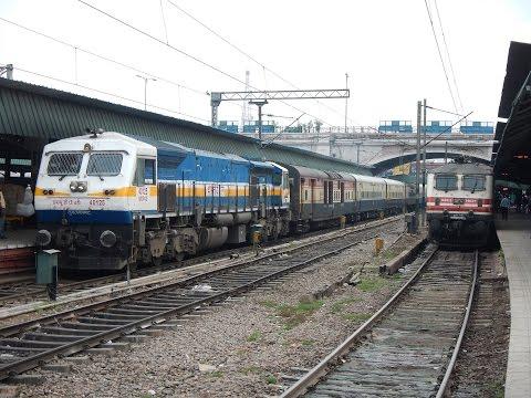 New Delhi Amritsar Swarn Shatabdi Express: Full Journey Compilation