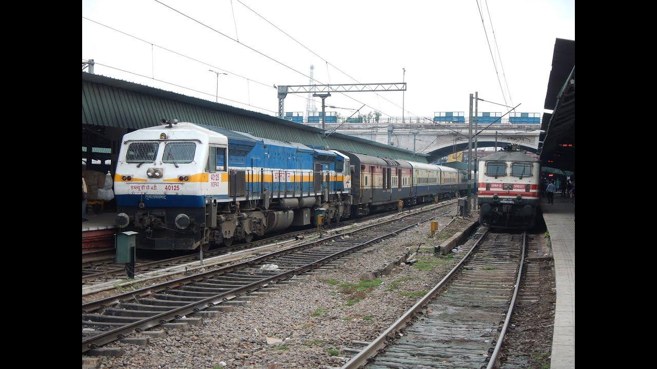 Ten top Indian rail journeys