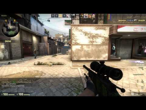 Counter Strike Global Offensive: Bazaar Pros