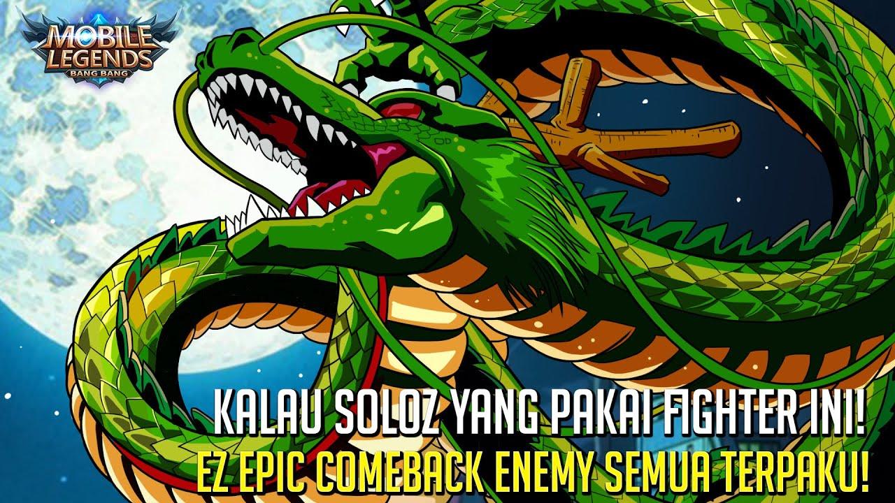HERO FIGHTER PALING OP! KALAU YG MAIN GENIUS PASTI TAK AKAN MATI! BAKAL TOP PICK DI TOURNAMENT!