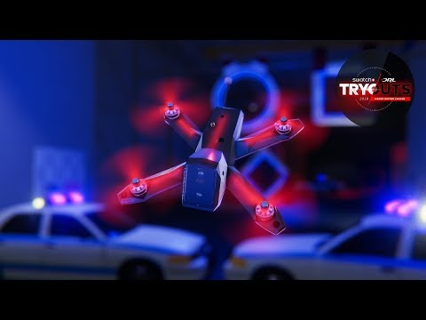 Download the SIM. Train. Become a Real DRL Pilot | Drone Racing League