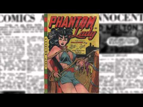 The American History of Comics HD