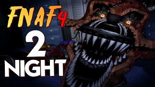 Five Nights at Freddy s 4 2 НОЧЬ ПРОХОДИМ