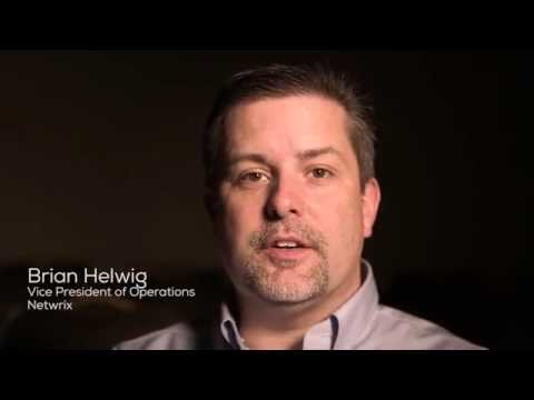 Brian Helwig, Vice President of Operations, Netwrix
