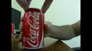Coke hide a beer sleeve Demo