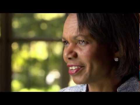 Condoleezza Rice: Not Planning Your Path