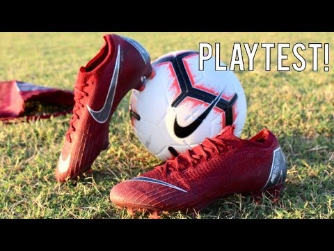 8f2e0a27885 Nike Mercurial Vapor 12 Elite Rising Fire Pack - Review and Playtest ...