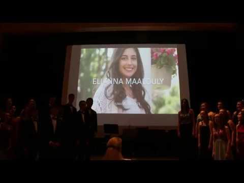 """My Wish"" 2018 Chamber Singers Pembroke High School Celebrate The Graduating Seniors"