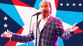 Lee Greenwood Performs GOD BLESS THE USA