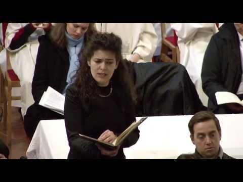 Johann Sebastian Bach: Máté Passió