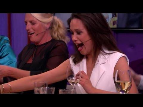 Zenuwen zorgen voor complete chaos! - RTL LATE NIGHT