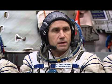 Preparing for Life Aboard the Space Station