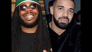 Drake Speaks on Using D.R.A.M