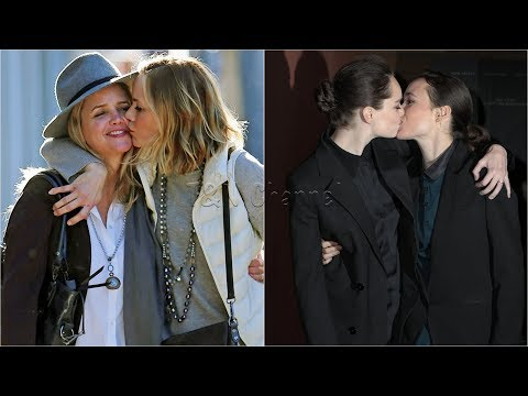Les bian Celebrity Couples in Hollywood