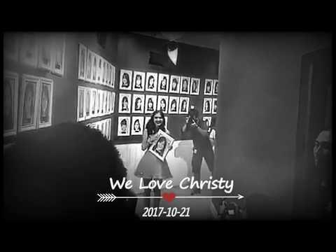 Christy JKT48 Terima Kasih Atas Kerja Kerasnya (21/10/2017)