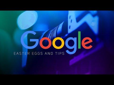 Google Secrets and Easter Eggs 2017!
