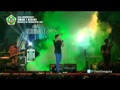ADA BAND ~Intim Berdua & Kau Auraku Live in Kediri