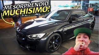 ¡ASÍ JALA EL NUEVO BMW M4 DE MI AMIGO! │ManuelRivera11