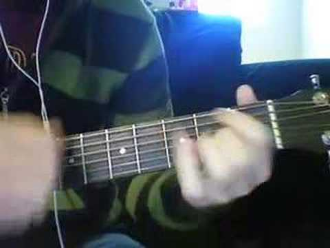 How To Play Poison Oak by Bright Eyes - YouTube