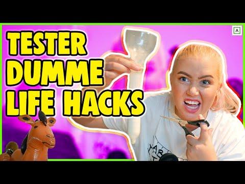 Tester Dumme Life Hacks #3