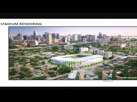 Miami-Dade Commissioners Approve Sale Of Land To Beckham Group For Soccer Stadium