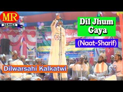 दिल झूम गया ☪☪ Dilwarsahi Kalkatwi ☪☪ Latest Urdu Naat Sharif HD New Video