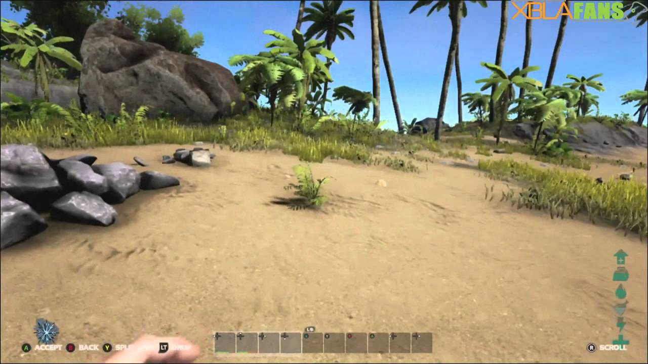 ark survival evolved xbox one how to fish