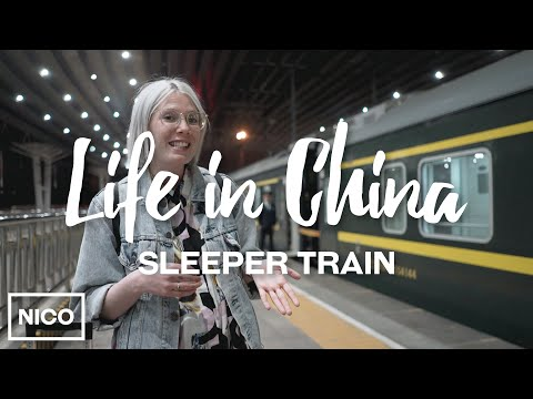 Riding The Overnight Sleeper Train – Do You Want To See Inside?