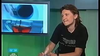 Диана Арбенина на НТВ (июль 2006)