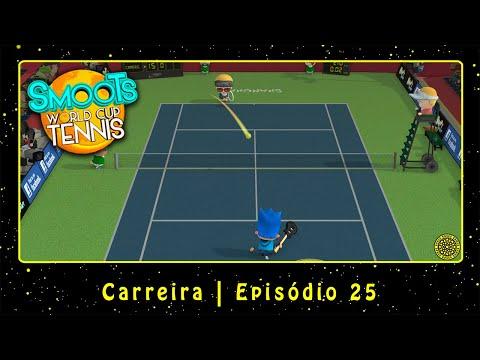 Smoots World Cup Tennis (PC) Carreira | Episódio 25 |