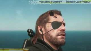 😈 Metal Gear Solid V :  Rest in Paz 😈