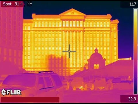 FLIR Drone Thermal Imaging