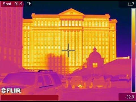 FLIR Drone Thermal Imaging