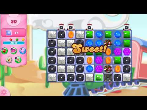 Candy Crush Saga Level 3143 NO BOOSTERS