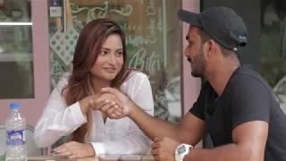 Romantic Date Pe Lejaunga Ft. AJ   Reaction Went Romantic   Bantai It's Prank