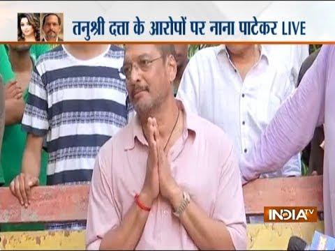 Me Too controversy: Nana Patekar releases statement on Tanushree Dutta's allegations