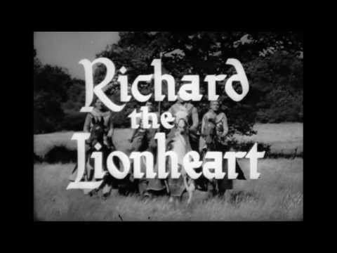 'Richard the Lionheart' 1960s TV  goes HD thanks to Alive