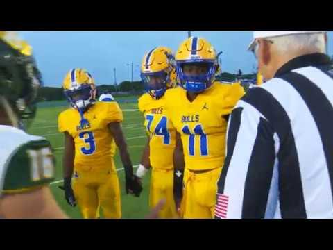 Miami Northwestern Vs Miami Killian - REPLAY FILM #FootballFilmFanatics