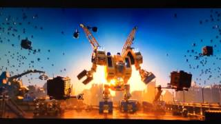The LEGO Movie - Emmet becomes a Master Builder [HD] thumbnail