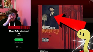 GAMER REACTS to Eminem (Music To Be Murdered By) Full Album 2020 Review My Thoughts...